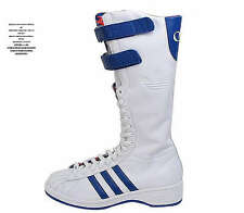 Adidas Missy Elliot Remix 3-stripe wm's White/Blue 8.5
