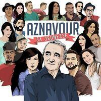 Tribute Aznavour - Aznavour Sa Jeunesse [New CD] France - Import
