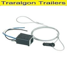 brakeaway breakaway brake away unit switch electric trailer brakes 12 volt D128