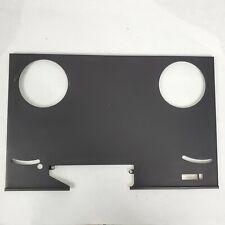 TANDBERG TD-20A Upper Face Plate/Cover ☆ Reel Tape Deck Part SE, Black