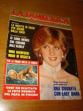 DDC=1981/47=LADY DIANA=GUIDO PIOVENE=NINO MANFREDI=BETTEGA=PIER LUIGI TORRI=