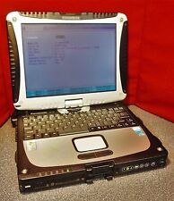 Panasonic Toughbook CF-18   Pentium M, 1.10GHz   768MB   No HD   3 lot   #6400