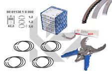 4x Piston Rings Repair Kit 800113810000 Std Skoda VW Audi Seat 1,8 2,0 TSI