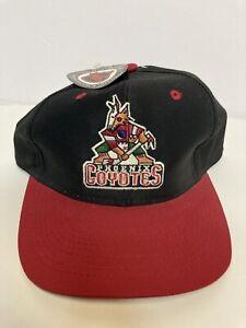 vintage snapback hat phoenix coyotes nhl hockey nwt