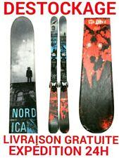 """ski enfant occasion NORDICA """"THE ACE"""" tailles:148cm Double spatule"""
