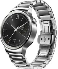 Huawei Watch 42mm Stainless Steel Case Stainless Steel Link Bracelet - (5502053…