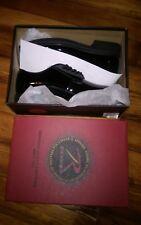 Rothco Black Lightweight Oxfordshigh gloss shoes 5055