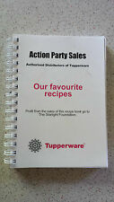 Action party sales OUR FAVOURITE RECIPES tupperware SC