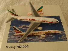 1:500 herpa wings Ethiopian airlines 767