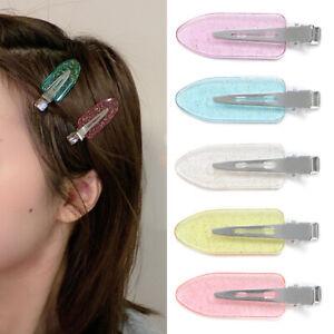 No Mark Pin Curl Clip Makeup No Crease Hair Clip Hair Styling Bang Clip 4PCS