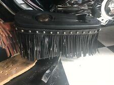 Motorcycle Traditional Floor Board Fringe for Harley Davidson 6 Inch Fringe