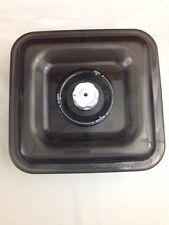 Square Foodsaver #663 2 1/4 Qt Marinator Dish Vacuum Canister Base Lid