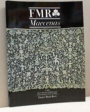 FMR Maecenas 2/92 [mostre restauri pubblicazioni il mecenatismo d'arte in italia