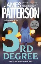Women's Murder Club: 3rd Degree 3 by James Patterson and Andrew Gross (2005, Pap