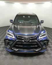 for LEXUS LX570 2016+ KHANN CARBON HOOD ver. HRS SPORT