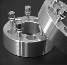 2 Pc 5x4.75 or 5x120mm WHEEL ADAPTER SPACERS 1.00 Inch With Lug Nuts # 5475A1215