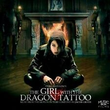 Girl with Dragon Tattoo by Jacob Groth (CD, Dec-2011, ADA)
