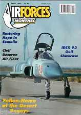 Air Forces Monthly 1993 April NAS Fallon,UH-1