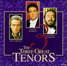 VERDI, GIUSEPPE - THE THREE GREAT TENORS - NEW CD