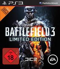 Battlefield 3 -- Limited Edition (Sony PlayStation 3, 2011)