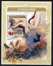 TOGO 2016  FAUNA OF THE WORLD  CHINA'S OFFICIAL  BIRD  S/S  MINT NH