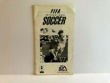 Fifa International Soccer 3DO EA Sports Manual Only Insert Authentic
