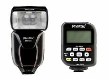 Phottix Mitros+ TTL Flash and Odin Flash Trigger Combo for Nikon - Photographic
