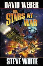 STARS AT WAR, THE - Steve White, David Weber (Hardcover, 2004, Free Postage)