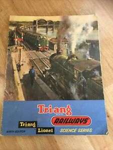 TRIANG  RAILWAYS CATALOGUE SCIENCE SERIES NINTH EDITION R.T 280 1963