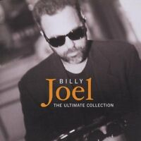 Billy Joel Ultimate collection (36 tracks, 2000) [2 CD]