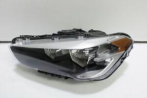 2016 2017 2018 BMW X1 F48 Front Left Side Halogen Headlight Oem 63117346537