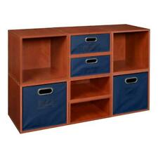 Niche Cubo Storage Set- 4 Full/4 Half w/ Foldable 