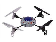 DRONE CUADRICÓPTERO RADIO mandó WI-FI 2,4Ghz MANDO A DISTANCIA BATERÍA X1-UFO