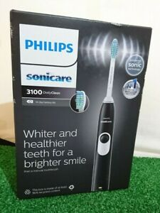 Philips Sonicare DailyClean 3100 Electric Toothbrush - Black (HX6221/67)