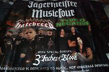 Type- O- Negative Tour Banner Rare