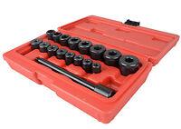 17tlg Universal Kupplung Zentriersatz Werkzeug Zentrierdorn Zentrierwerkzeug KFZ
