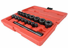 17PCs Universal Clutch Alignment Tool Kit Hand Bearing Transmission Tool