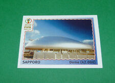 N°23 SAPPORO STADE WORLD CUP PANINI FOOTBALL JAPAN KOREA 2002 COUPE MONDE FIFA