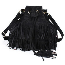 Damentaschen Shopper Handtasche Wildleder  Schultertasche Large Umhängetasche