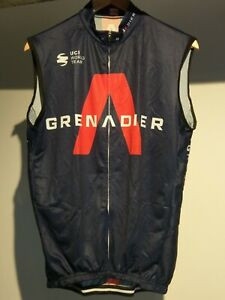 Ineos Grenadier Replica Sleeveless Cycling Jersey (Gilet) Extra Large Brand New