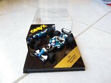 Ligier Renault JS39 Gitanes Hugo Pratt Martin Brundle #25 Onyx 197 1/43 1993 F1