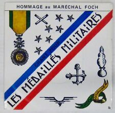 Chant pour les médaillés militaires 45 tours Hommage au Maréchal Foch