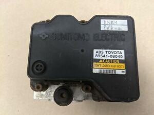 2001-2003 Toyota Sienna ABS Brake Pump Anti-Lock Brake Pump Assembly 89541-08040