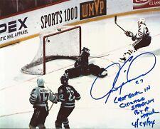 Jeremy Roenick Autographed 8x10 Photo #5
