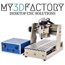 Fresa Pantografo CNC 200x300mm 3assi 3D 300w USB ITA 3020