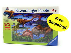 Ravensburger Dinosaur Playground - 35 pc Puzzle (NEW)