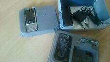 Nokia  6300 - Silber (Ohne Simlock) Handy