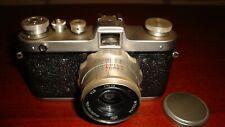 Russian Zapa Vintage Camera with Industar 26 lens SN 9014179