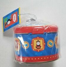 Thomas & Friends Engine Train Schylling Collectible Tin Oval Bank