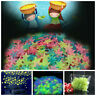 200pcs 3D Stars Glow In The Dark Luminous Fluorescent Wall Stickers Kids Bedroom
